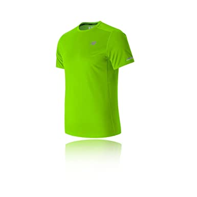 476226dce2f93 New Balance Ice Short Sleeve Running T-Shirt - AW17: New Balance ...