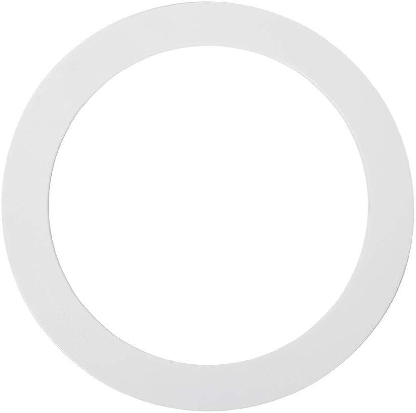 Alomejor 3 Pi/èces Toss Rings Bagues /à Lancer Anneaux /à Lancer Multicolores en Plastique pour Acrobatie de Jonglage de Carnaval Vitesse ext/érieure et agilit/é Jeux de Pratique