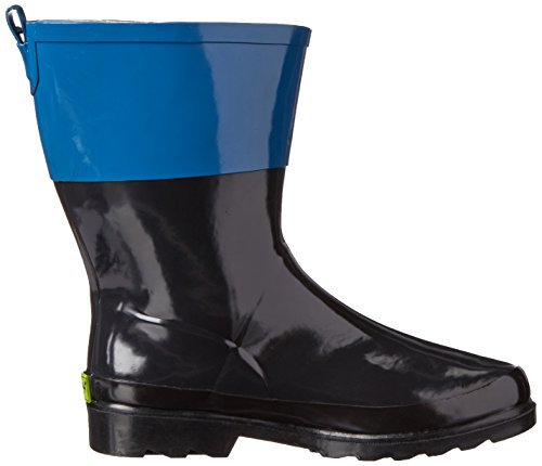 Western Chief Women's Waterproof Printed Mid Height Rain Boot Marine Blue oJBDbOD