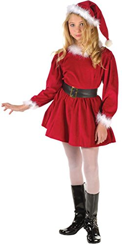 [Child's Santas Helper Costume (Large 12-14)] (Childrens Santas Helper Costume)