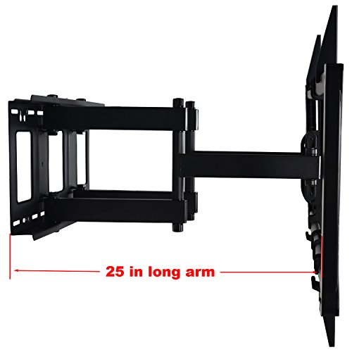 Videosecu Articulating Tv Mount Large Big Heavy Duty