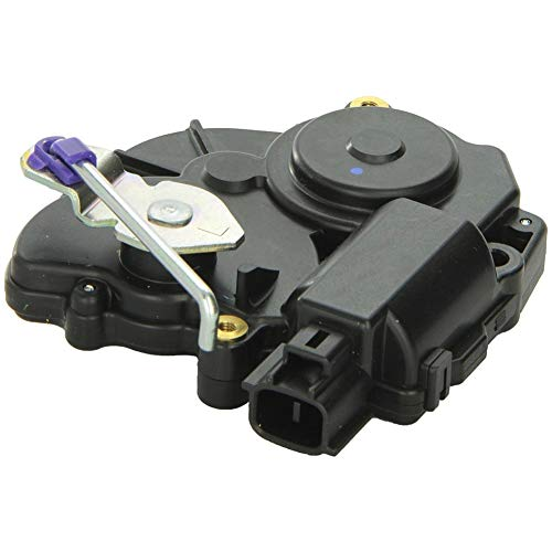 WayJun Sliding Door Lock Release Motor Driver Left LH for 2004-2010 Toyota Sienna Replace 85620-08071