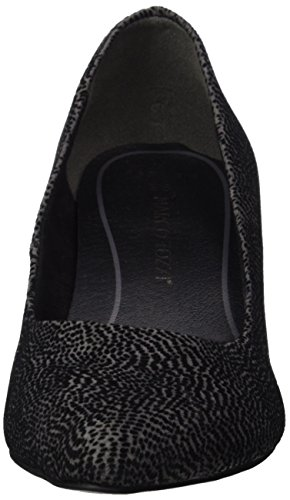 Zapatos de Tozzi mujer para Str Dk grey vestir 22413 Gris Marco de lona xdEUXXqn