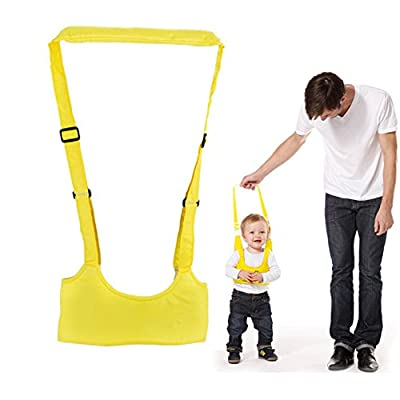 Handheld Baby Walker for Toddler, Stand Up and Walking Helper Safety Harness Learning Walking Assistant for Beginners, Learn to Walk Toys for Babies Kids Child