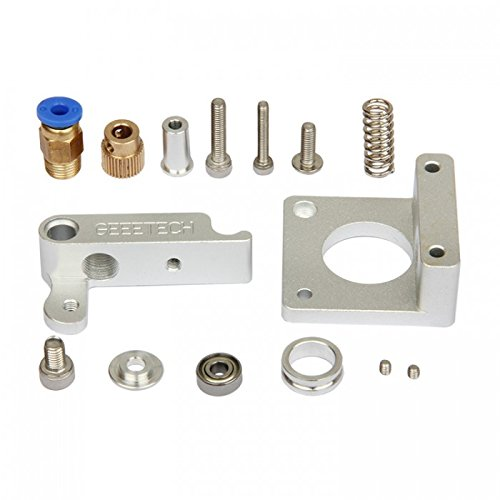 GEEETECH MK8 Extruder Aluminum feeder Kit for 1.75mm filament(short distance extruder for 1.75mm:right-hand)