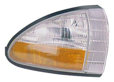 Eagle Eyes GM175-U000L Pontiac Driver Side Side Marker Lamp Lens and Housing