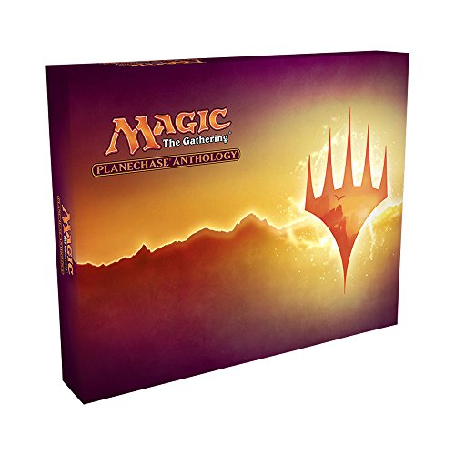 2016 Planechase Anthology Magic Gathering