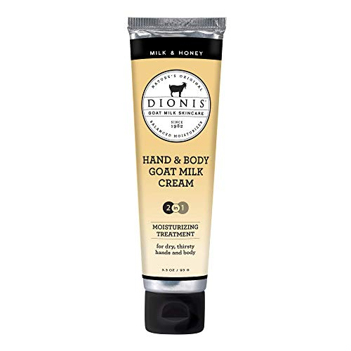 Dionis Hand & Body Cream 3.3 Oz, Milk & ()
