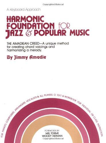 Harmonic Foundation for Jazz and Popular Music