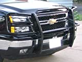 2005 chevy avalanche grill guard - Chevy Avalanche Without Cladding Black Brush Guard / Grille Guard for the 2003, 2004, 2005, and 2006 Avalanche Without Cladding