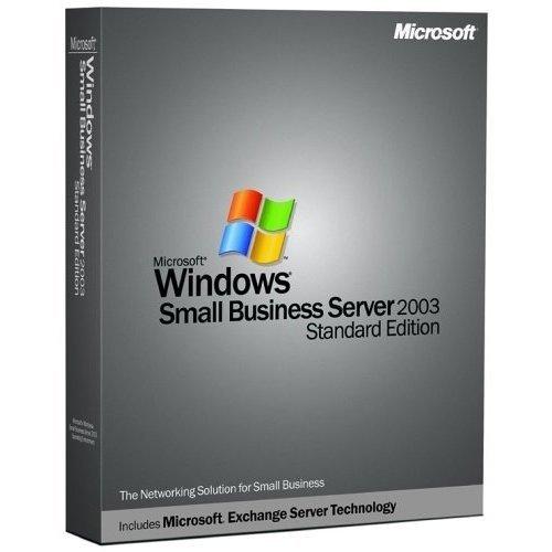 Microsoft Windows Small Business Server Standard 2003 R2