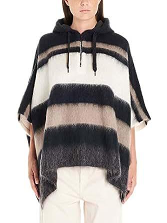 Brunello Cucinelli Luxury Fashion Womens M1V575509CZ214 Multicolor Poncho | Fall Winter 19