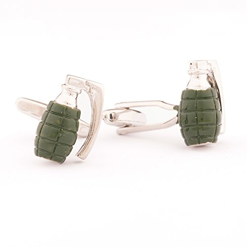 novelty cufflinks collection quality metal product image