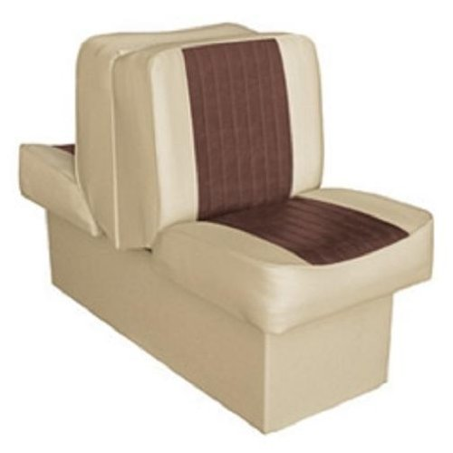Wise 8WD707P-1-662 Deluxe Lounge Seat (Sand/Brown)