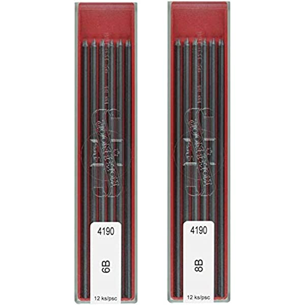 2X Black Rod HB Pencil With Colorful Diamond School Painting Writing Pencil/_hm