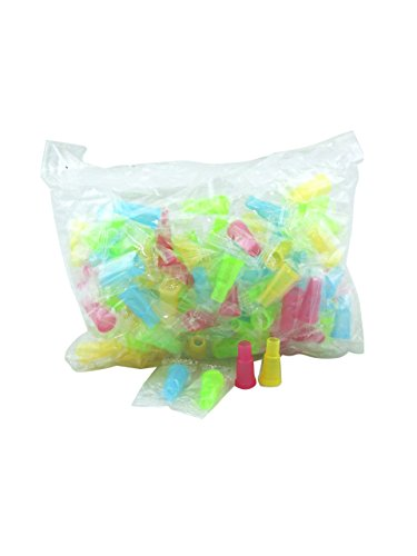 Hookah-Accessories-Shisha-Nargila-Mouth-Tips-Multi-Color-100-Piece