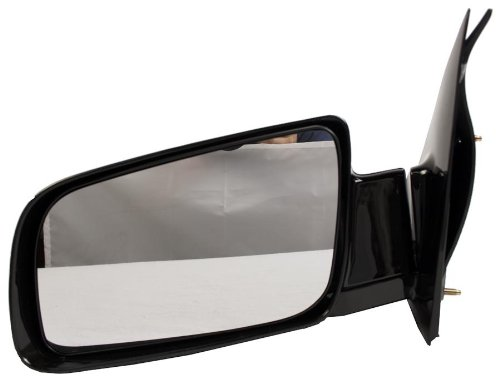 OE Replacement Chevrolet Astro Van/GMC Safari Van Driver Side Mirror Outside Rear View (Partslink Number GM1320158)
