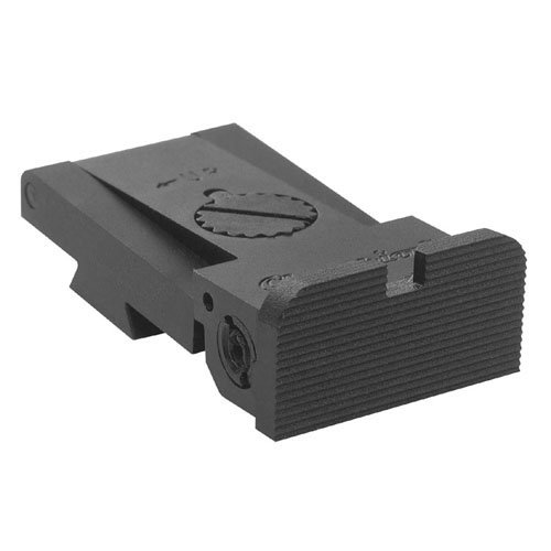 Blade Rounded - BoMar BMCS 1911 Kensight Sight with Rounded Blade
