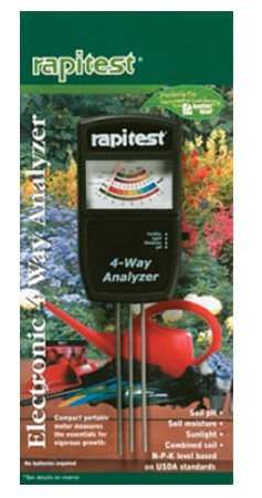 Rapitest 4 Way Analyzer (