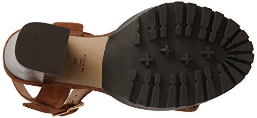 Carvela Gallop Sandalias de Cuero, para Mujer Beige - Beige (Marrón)