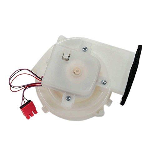 Lg 5209JA1044A Refrigerator Ice Fan Motor and Duct Genuine O