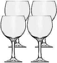 Jogo 4 Taças para Gin Tônica 600 ml Vidro Nadir Figueiredo - 7948