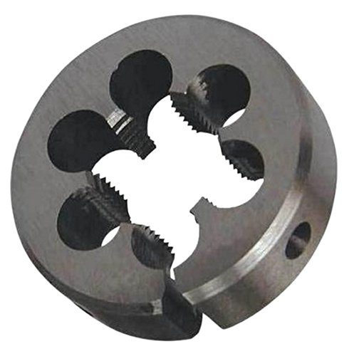 Alfa Tools RDSP75014 13//16-12 HSS Round Adjustable Die