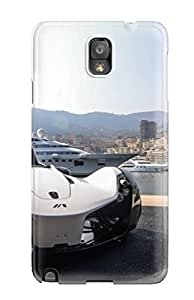 Snap-on Case Designed For Galaxy Note 3- Bac Mono
