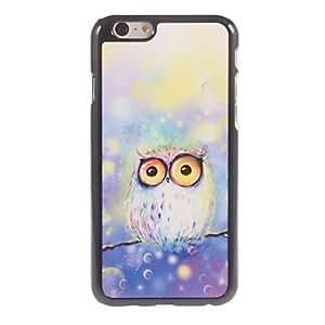 QHY Dream the Owl Design Aluminium Hard Case for iPhone 6 Plus