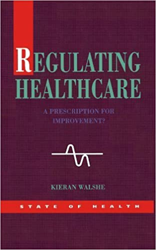 Book Regulating Healthcare (State of Health) by . Walshe (2003-01-06)