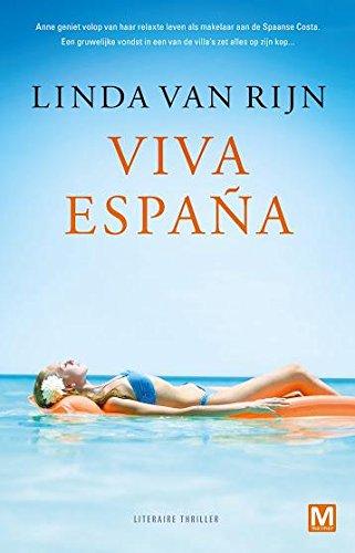 Viva España: literaire thriller: Amazon.es: Van Rijn, Linda ...