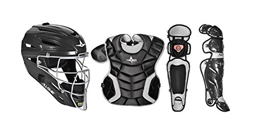 All Star System Seven Youth Pro Catcher's Kit by All-Star