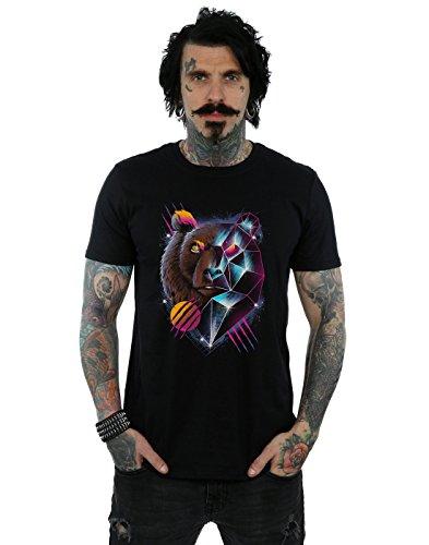 Homme Vincent Trinidad Rad Noir shirt T Bear RS054UwqS