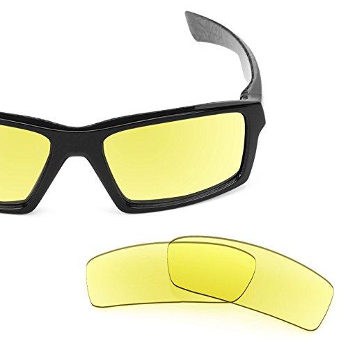 Múltiples Lentes Para Oakley — Opciones Repuesto Twitch Polarizados Amarillo De Tracer No rf6qwrx0