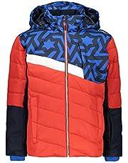 CMP Children's Ski Jacket with Flock Padding, Boys, 30W0144