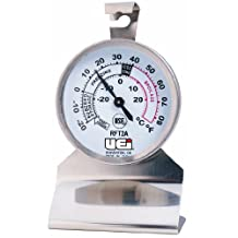 UEI Test Equipment RFT2A Dial Refrigeration Freezer Thermometer