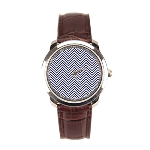 EleganceElegant Classic Leather Banded Watches Brown Men'sLeatherWatch