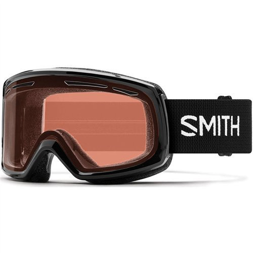 Smith Optics Womens Drift Snow Goggles Black - Ski Brand