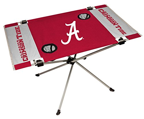 Rawlings NCAA Portable Folding Endzone Table, 31.5 in x 20.7 in x 19 in