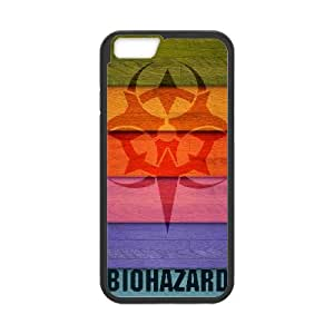 iPhone 6 Plus 5.5 Inch Phone Case Biohazard BI95221
