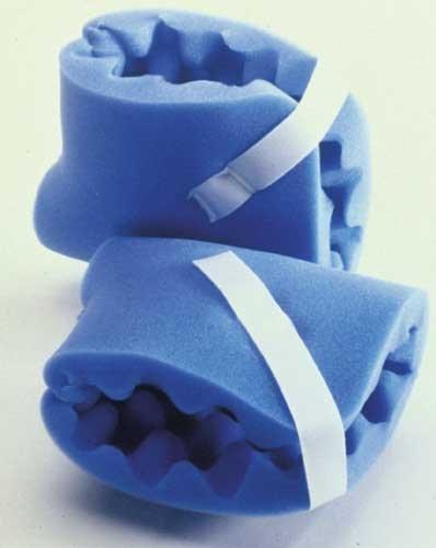 Heel / Elbow Protector Pad Blue - Pair