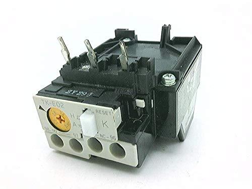FUJI Electric TK-E02-2.2-3.4 Thermal Overload Relay 2.2-3.4AMP