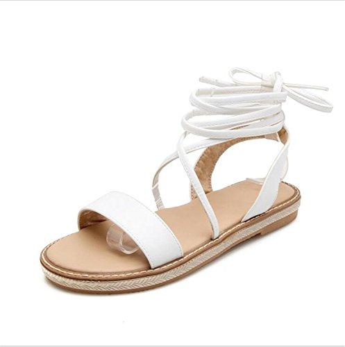 Sandalo Donna Primavera Nozze Scarpe per Punta D di Pelle Serate Sandali Estate nabuk novità Aperto da in Exing Festa Comfort e F0xn4PPq