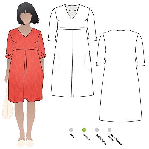 Altre Stile 16 Per 04 Clicca Rosa Patricia Modello Cucire taglie Dimensioni Arc Vestito aZqq6TPH