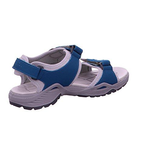 Sandaletten WS 420381 Blau DURALTO Damen Blau 6931 Lowa Trail 306607 HvInZqp
