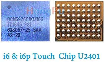 6P Touch Screen Control IC U2401 BCM5976 Generic 30pcs//lot for iPhone 6 iphone6 Plus 6