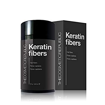 The Cosmetic Republic Keratin Fibers, Auburn 25 g