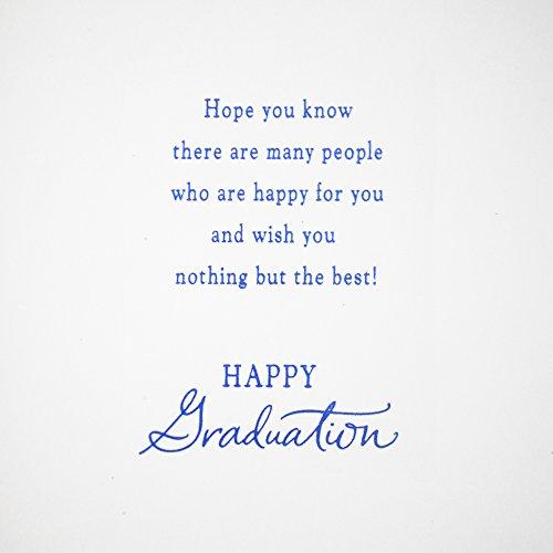 Hallmark Graduation Greeting Card (Happy For You) Photo #5