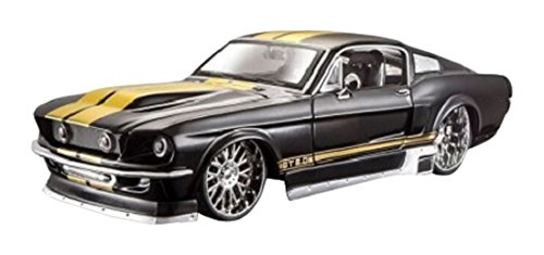 Maisto 31094 Ford Mustang GT Pro Rodz (1967), Colori Assortiti