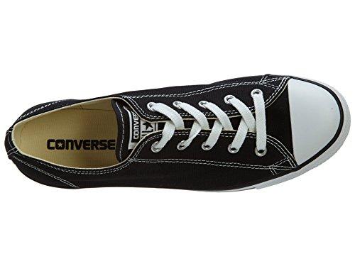 Converse As Dainty Ox 202280-52-31 - Zapatillas de tela para mujer Black